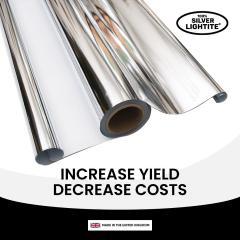 Silver Lightite Increase Yeild And Decrease Costs Social Asset