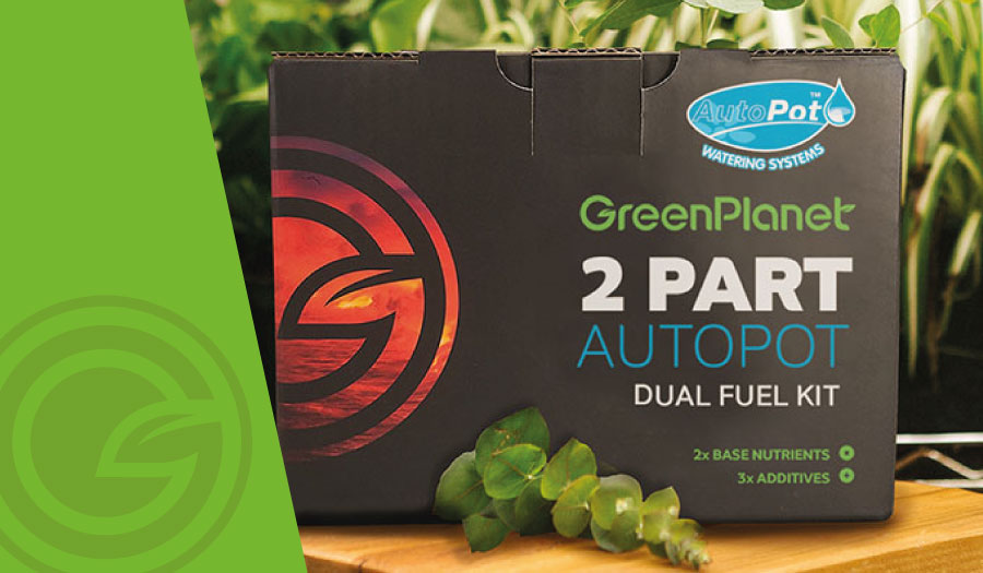 Increase Yields with the Green Planet AutoPot 2-Part Kit