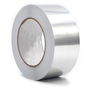 Foil peel backed tape