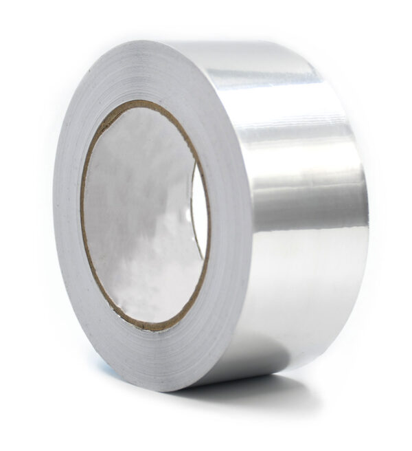 Foil peel backed tape