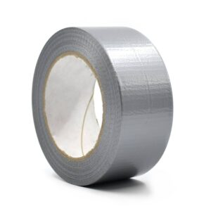 Silver cloth tape