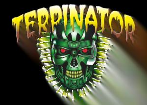 Terpinator Logo Product Header