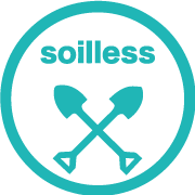 for use in soilless icon