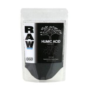 raw soluble humic acid