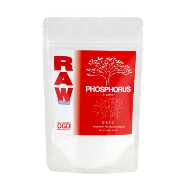 raw soluble phosphorus