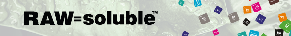 raw soluble downloads banner image